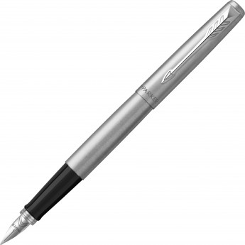 Перьевая ручка PARKER JOTTER STAINLESS STEEL CT, М