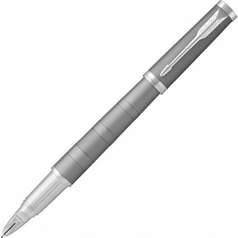 Ручка 5-й пишущий узел PARKER INGENUITY DELUXE CHROME COLORED CT, F