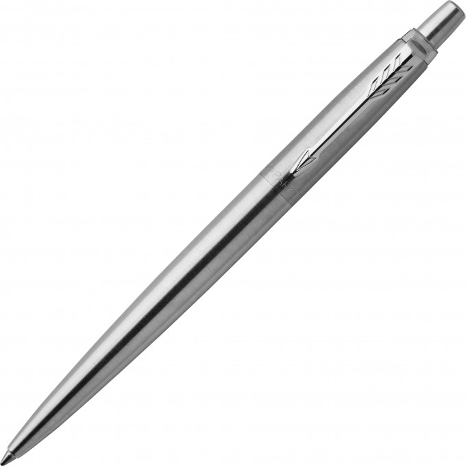 Ручка гелевая PARKER JOTTER STAINLESS STEEL CT, М 2020646