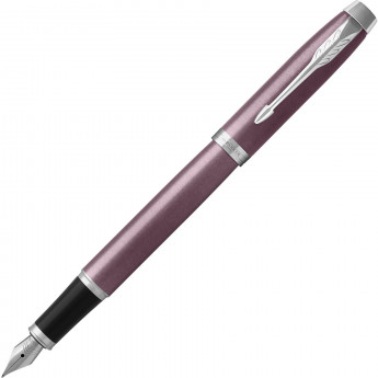 Ручка перьевая PARKER IM LIGHT PURPLE CT F
