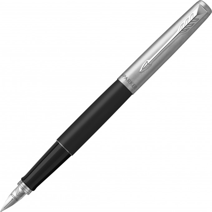 Ручка перьевая PARKER JOTTER BOND STREET BLACK CT, М 2030947