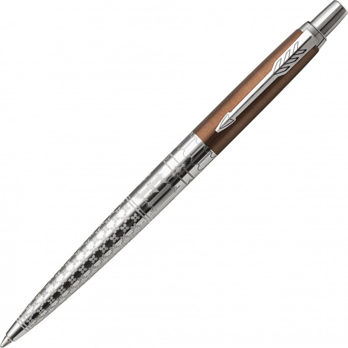 Ручка шариковая PARKER JOTTER SPECIAL EDITION BRONZE GOTHIC CT, М 2025826