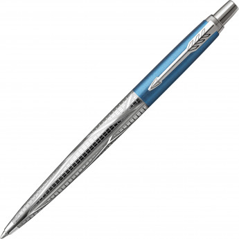 Ручка шариковая PARKER JOTTER SPECIAL EDITION SKY BLUE MODERN CT, М