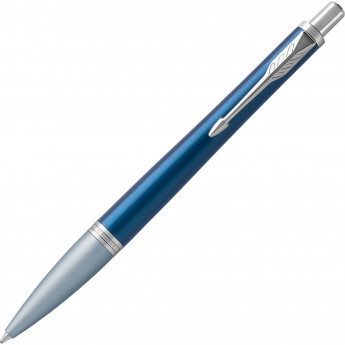 Шариковая ручка PARKER URBAN PREMIUM DARK BLUE CT, M